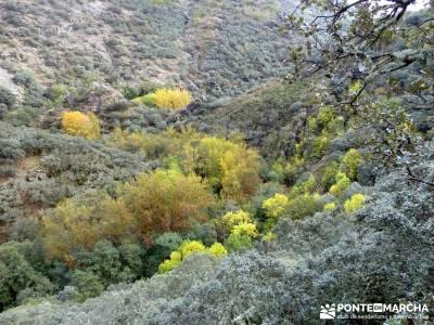 Las Médulas - Valle del Silencio - Herrería de Compludo;tours a madrid material montaña rutas a c
